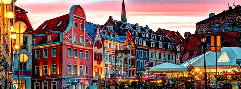 Страховой рынок Латвии