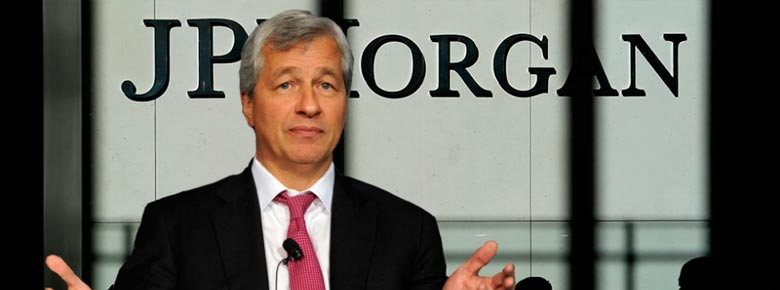 JPMorgan Chase Джейми Даймон