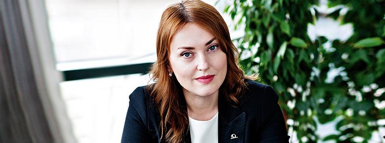 Елена Улье, Председатель Правления страховой компании «УНИКА»