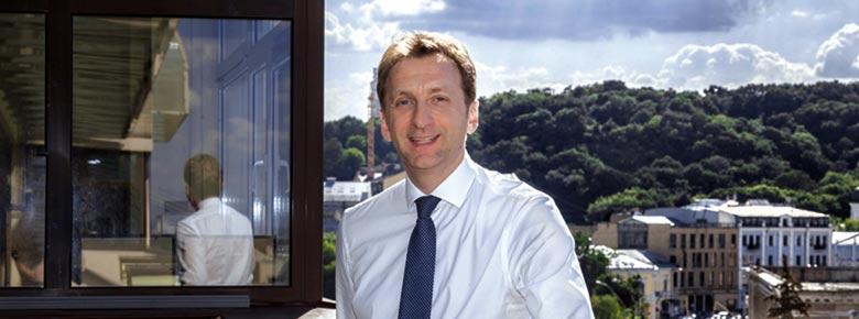 Андрей Перетяжко, Вице-Президент АХА Страхование