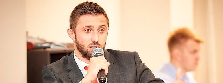 начальник Управления реформирования финансового сектора НБУ Евгений Степанюк