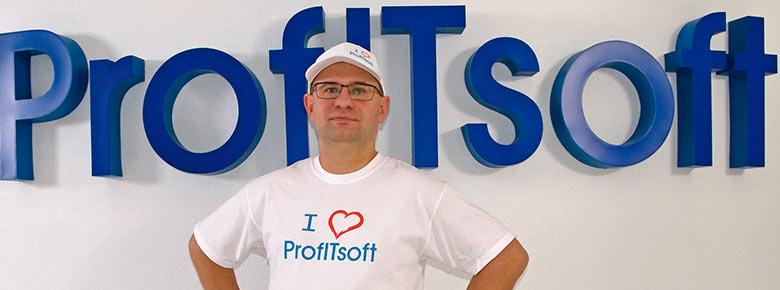 Александр Петриченко, Founder & CEO ProfITsoft