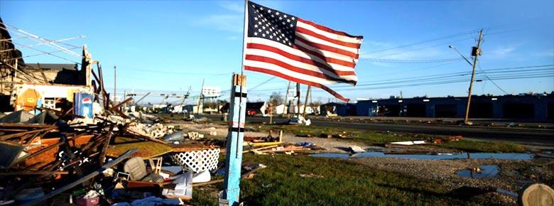 """Убытки страховой отрасли от урагана """"Майкл"""" в США могут составить от $6 млрд. до $10 млрд."""