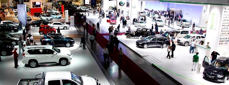 Продажи новых легковых авто в Украине в 2019 году