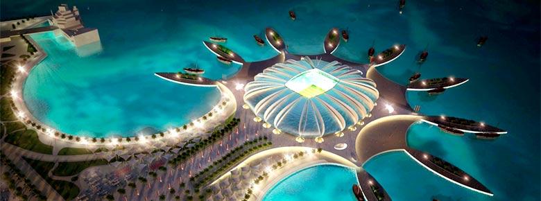 Международные перестраховщики готовы принять в перестрахование риски 8 стадионов в Катаре