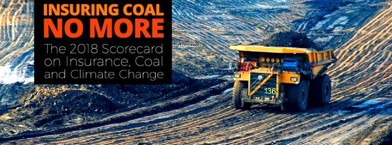 Крупные страховщики и перестраховщики мира отказываются от страхования рисков компаний угольной промышленности