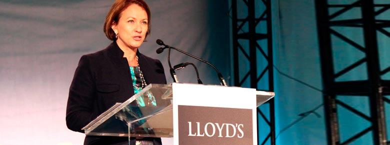 Инга Бил, экс-CEO Lloyd