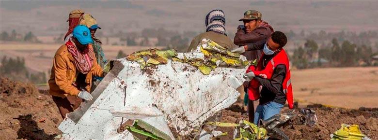 СК Евразия выплатит по факту авиакатастрофы Boeing 737 МАХ в Эфиопии $2 млн.