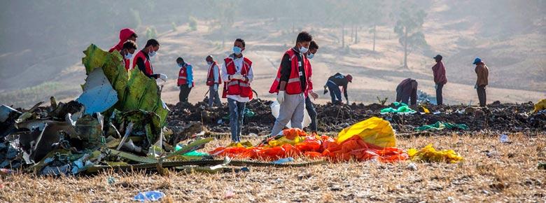 Авиакатастрофа Boeing 737 MAX в Эфиопии