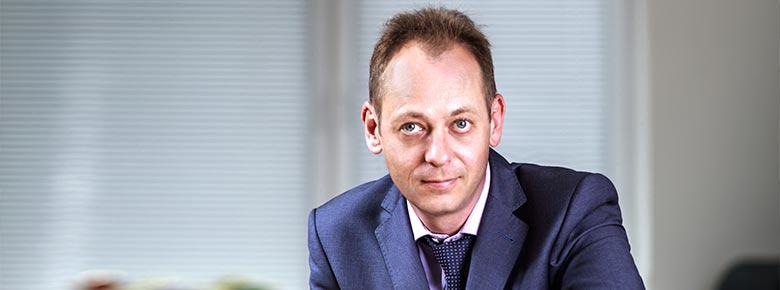 Константин Шусторович, Генеральный директор «КОРИС Украина»