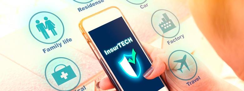 Названы самые популярные технологии и категории InsurTech-стартапов