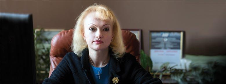 Леся Щербакова, Исполнительный директор СК «ПРОВИДНА»