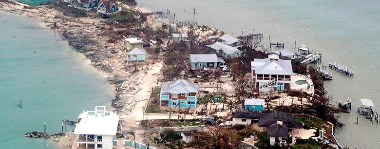 Убытки перестраховочной отрасли от урагана Дориан могут превысить $3 млрд.