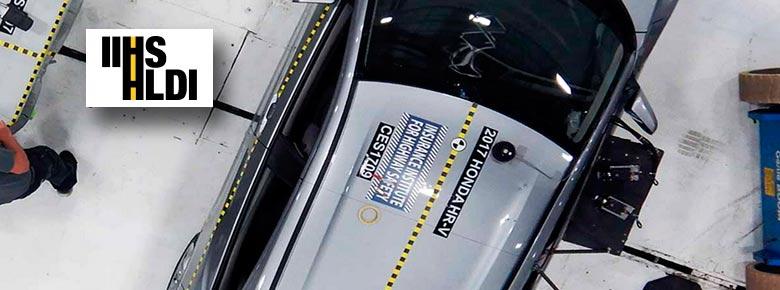 Insurance Institute for Highway Safety представил Рейтинг безопасности автомобилей Top Safety Pick+ 2019