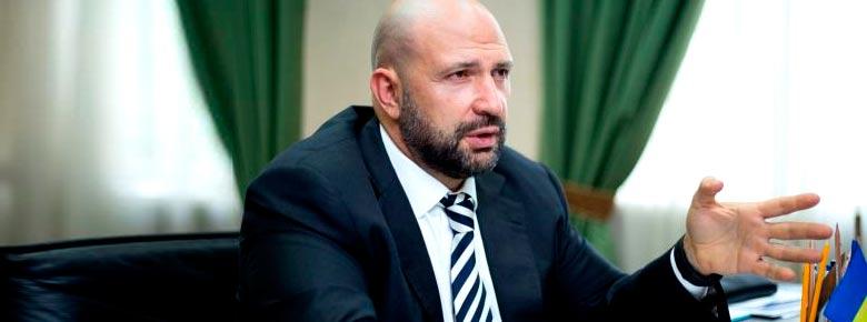 президент Конфедерации строителей Украины Лев Парцхаладзе