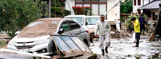 AON представил отчет Global Catastrophe Recap: экономические потери от тайфуна «Хагибис» в Японии превысят $10 млрд.