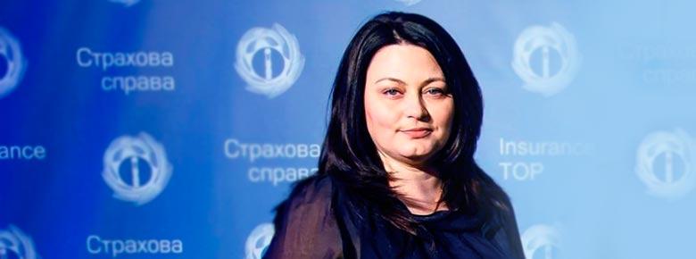 Наталья Гудыма займётся в НБУ реализацией проекта SPLIT для страхового и финансового сектора