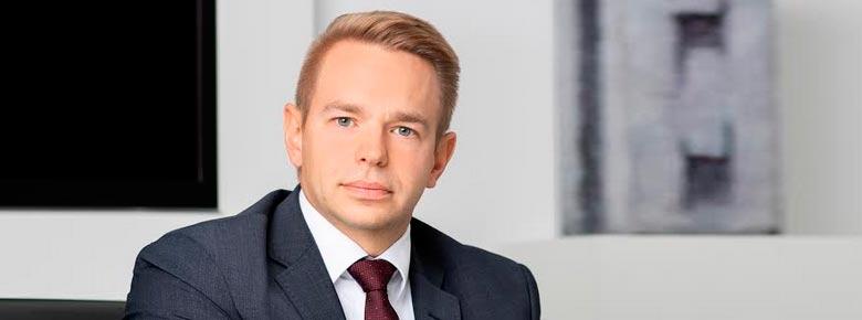 Евальд Штайнбарт, Директор Региона Центральной и Восточной Европы «OVB Holding AG»