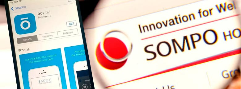 Иншуртех-стартап Trov в партнерстве со страховым холдингом Sompo