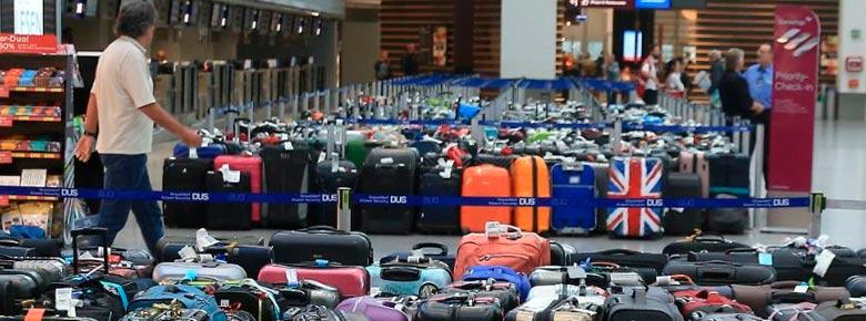 Страховые компании выяснили, где чаще всего авиапассажиры теряют свой багаж