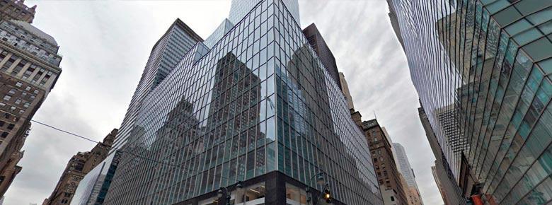 Перестраховщик Munich Re покупает 39-этажный небоскреб в Нью-Йорке на Мэдисон-авеню