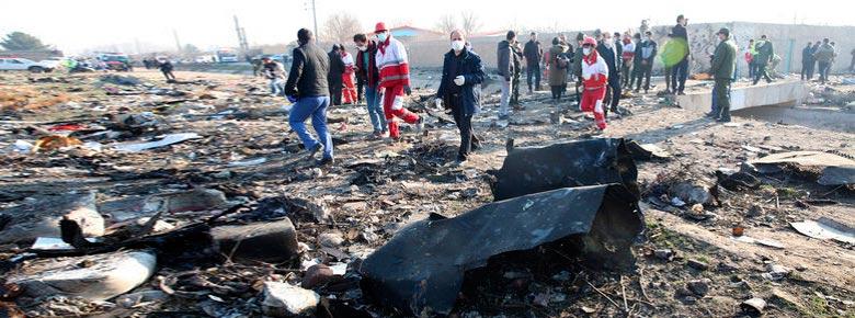 В Иране разбился Boeing 737-800 NG авиакомпании МАУ: 176 человек погибло