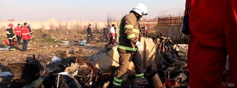 В Иране разбился Boeing 737-800 NG авиакомпании МАУ