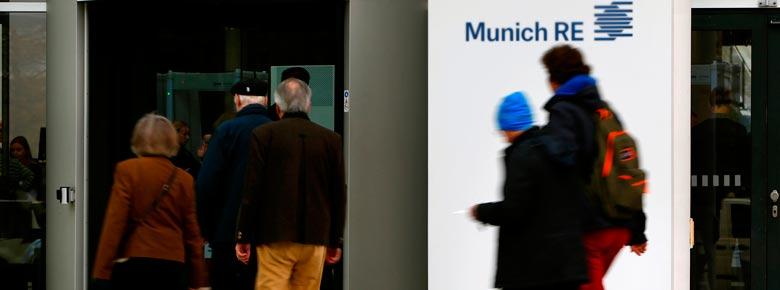 Перестраховщик Munich Re отозвал свой прогноз по прибыли на 2020 год из-за COVID-19