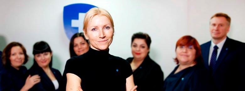 Национальной службы здоровья Украины Оксана Мовчан