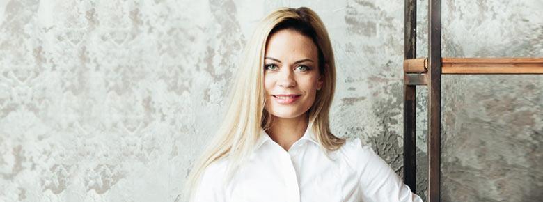 Юлия Добренкова, Генеральный директор Страховой компании «КРОНА»