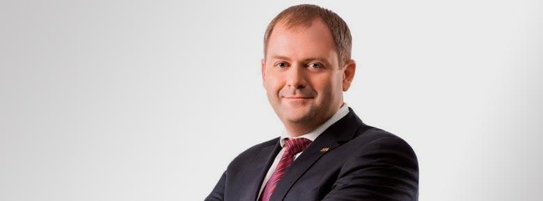 Павел Царук, Председатель правления СГ «ТАС»