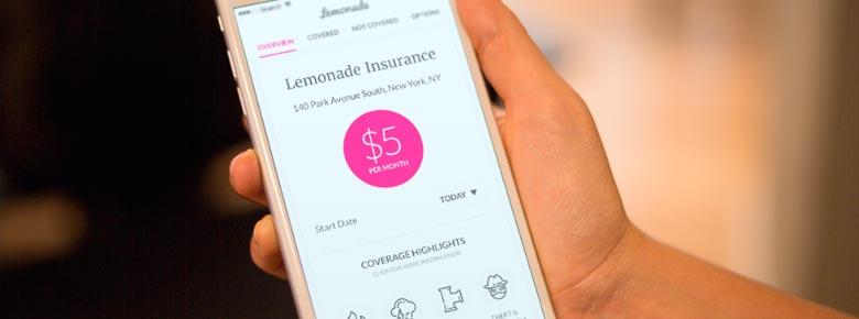 Иншуртех-проект Lemonade в ходе IPO планирует привлечь $286 млн.