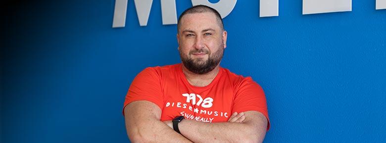 Андрей Войло, менеджер Агентства МетЛайф Украина