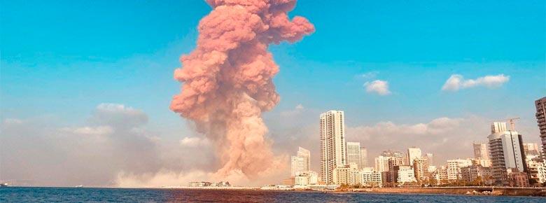 Убытки страховой отрасли от взрыва в порту Бейрута оцениваются в $3 млрд.
