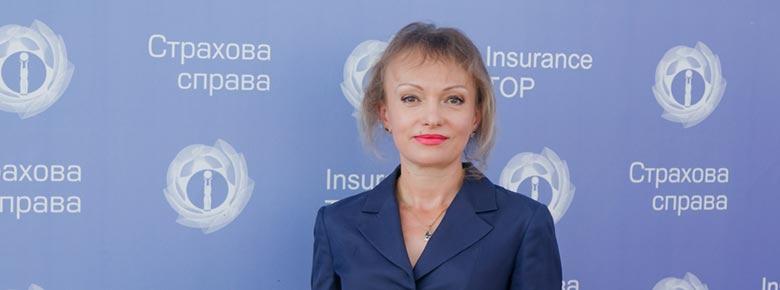 Леся Щербакова, Председатель правления СК «ПРОВИДНА»
