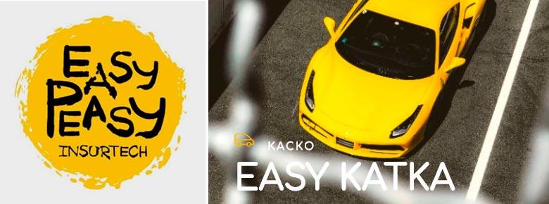 EASY PEASY — в Украине запущен первый иншуртех-стартап