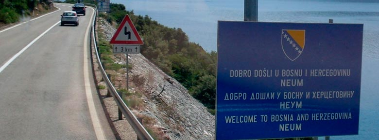В Боснии и Герцеговине принят новый закон об обязательном дорожном страховании