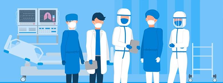 69% страховых случаев с медработниками, заболевшими COVID-19, еще рассматриваются комиссией Фонда соцстраха