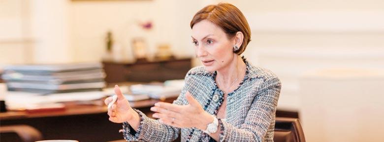 Катерина Рожкова, Первый заместитель Председателя НБУ