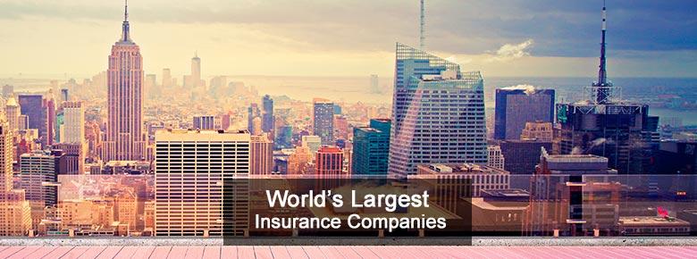 Рейтинг крупнейших страховых компаний мира по размеру чистых премий и активов