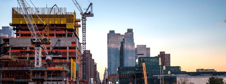 Страховая компания Zurich запустила параметрическое страхование для строительной отрасли и девелоперов