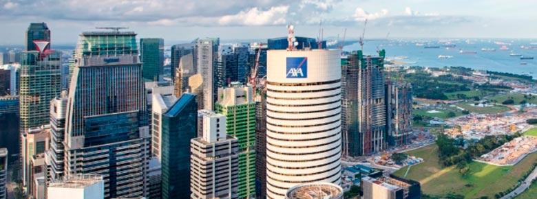 Британский Британский банк HSBC и страховщик Etiqa вошли в число покупателей AXA Singapore