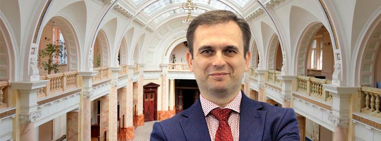 Александр Залетов перешел работать в НБУ, возглавив управление по надзору за финкомпаниями