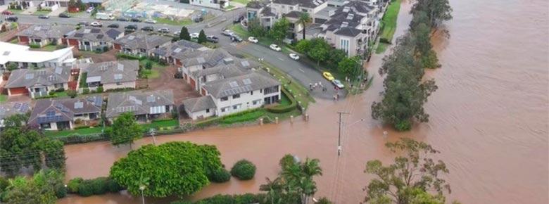 Suncorp оценивает убытки от проливных дождей и наводнений в Австралии в $230-250 млн.