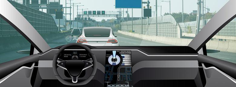 В Великобритании объявили об использовании беспилотных автомобилей на автомагистралях