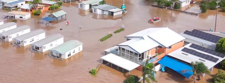Правительство Австралии создаст перестраховочный пул от циклонов и наводнений на $10 млрд