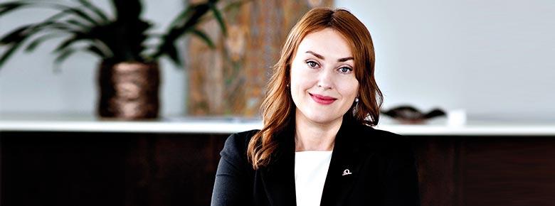 Елена Улье, Председатель правления небанковской финансовой группы «УНИКА Украина»