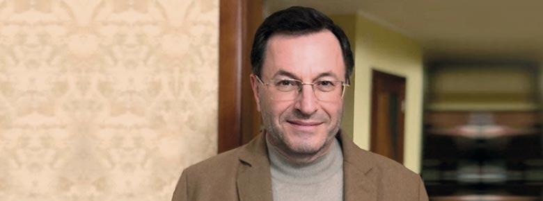 Владимир Зеленый, заместитель генерального директора СК NGS, заслуженный врач Украины