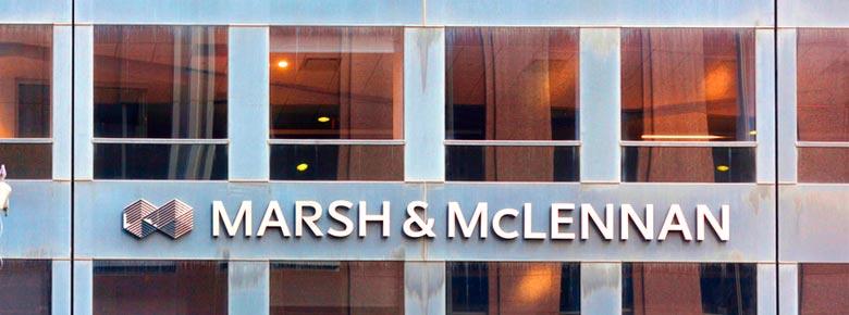 От затягивания сделки Aon и Willis Towers Watson может выиграть страховой брокер Marsh McLennan и другие конкуренты