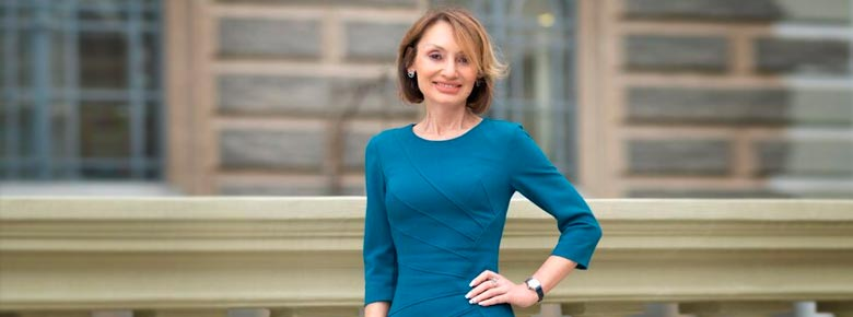 Екатерина Рожкова планирует оставаться на должности первого замглавы НБУ ближайшие четыре года